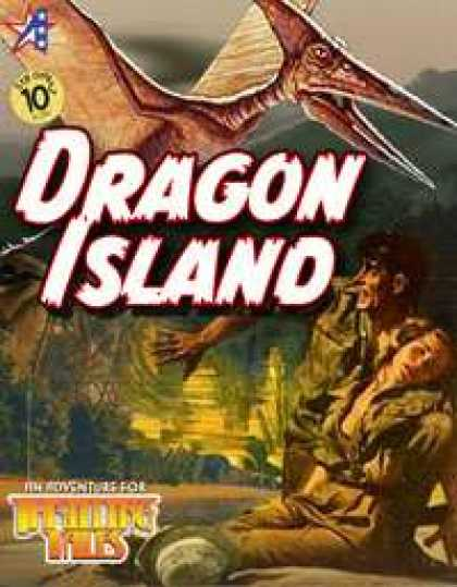 Role Playing Games - THRILLING TALES: Dragon Island