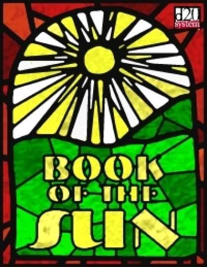 Role Playing Games - Creedbook - The Book of the Sun