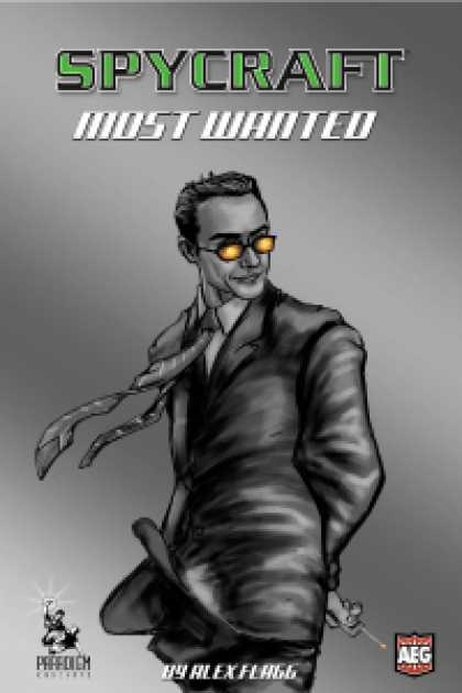 Role Playing Games - Spycraft: Most Wanted