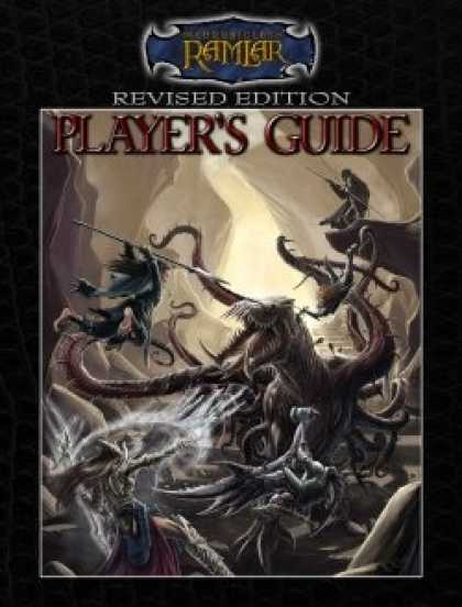 Role Playing Games - The Chronicles of Ramlar Player's Guide