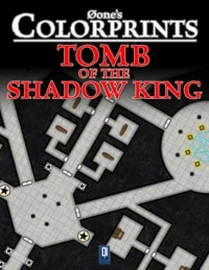 Role Playing Games - 0one's Colorprints #1: Tomb of the Shadow King