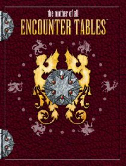 Role Playing Games - The Mother of All Encounter Tables