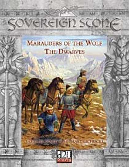 Role Playing Games - Marauders of the Wolf: The Dwarves