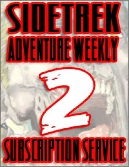 Role Playing Games - Sidetrek Adventure Weekly 2 Subscription Service