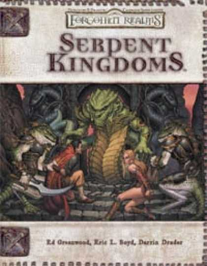 Role Playing Games - Serpent Kingdoms