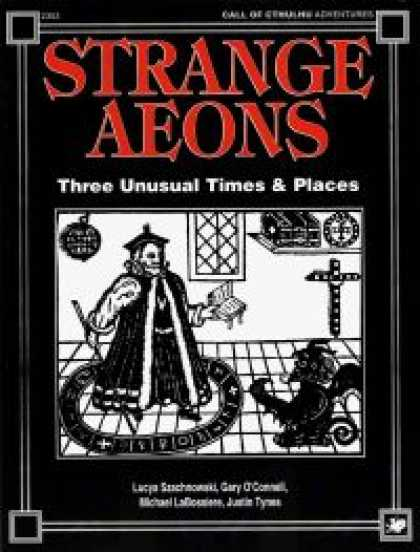 Role Playing Games - Strange Aeons