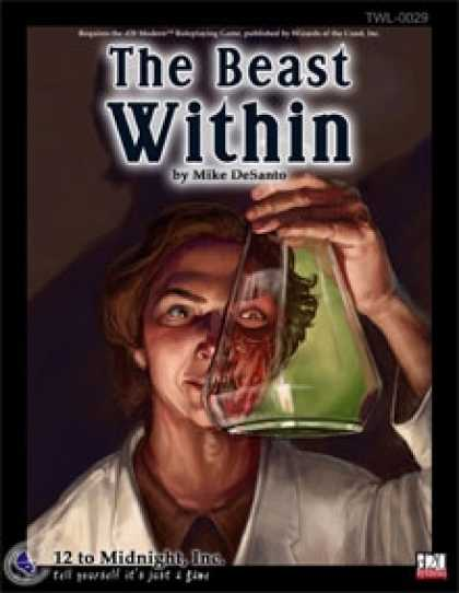 Role Playing Games - The Beast Within