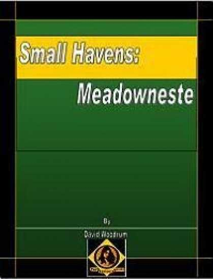 Role Playing Games - Small Havens: Meadowneste