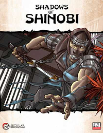 Role Playing Games - Shadows of Shinobi