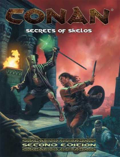 Role Playing Games - Secrets of Skelos