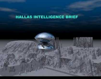 Role Playing Games - Hallas Intelligence Brief