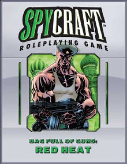 Role Playing Games - Bag Full of Guns: Red Heat