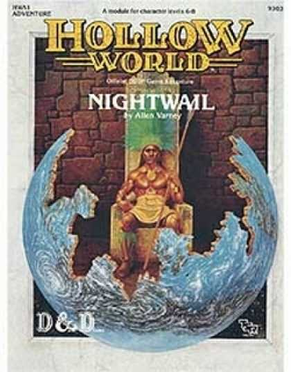 Role Playing Games - HWA1 - Nightwail