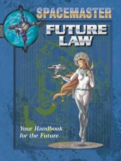 Role Playing Games - Spacemaster Future Law PDF