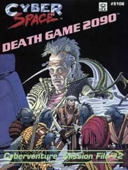 Role Playing Games - Cyberspace Death Game 2090