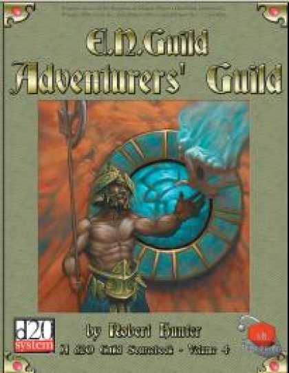 Role Playing Games - E.N. Guilds - Adventurers Guild