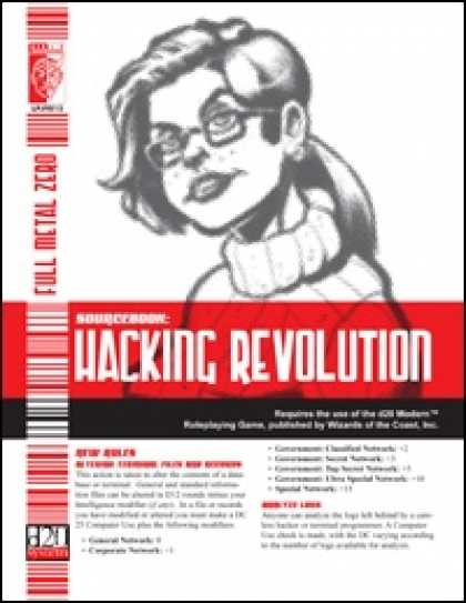 Role Playing Games - Hacking Revolution