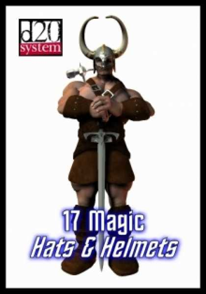 Role Playing Games - 17 Magic Hats & Helmets