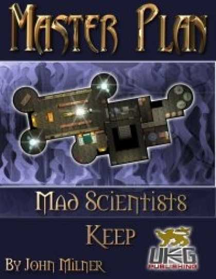 Role Playing Games - Master Plan: Mad Scientists Keep