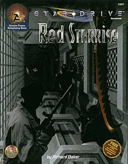 Role Playing Games - Red Starrise