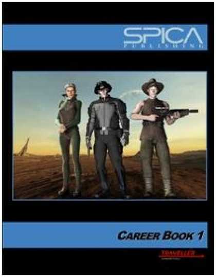 Role Playing Games - Career Book 1
