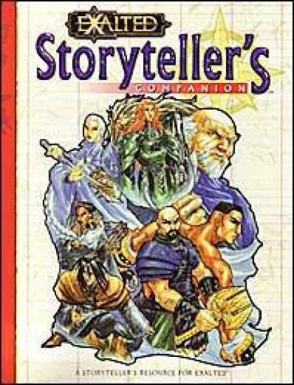 Role Playing Games - Exalted Storytellers Companion