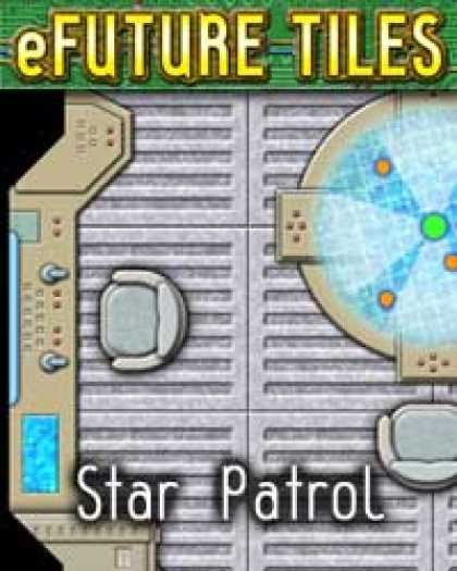 Role Playing Games - e-Future Tiles: Star Patrol