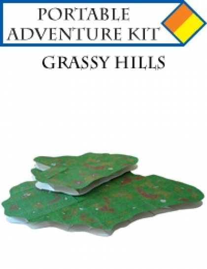 Role Playing Games - Portable Adventure Kit - Grassy Hills