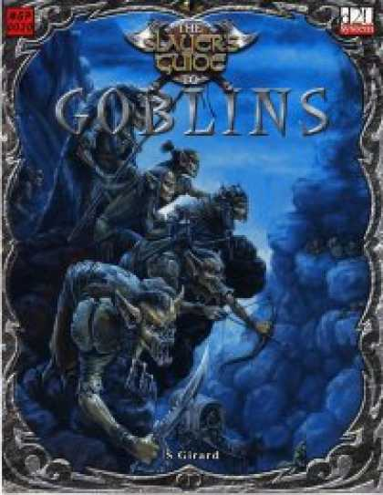 Role Playing Games - Slayer's Guide to Goblins