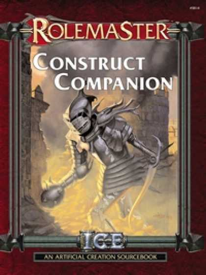 Role Playing Games - Construct Companion PDF