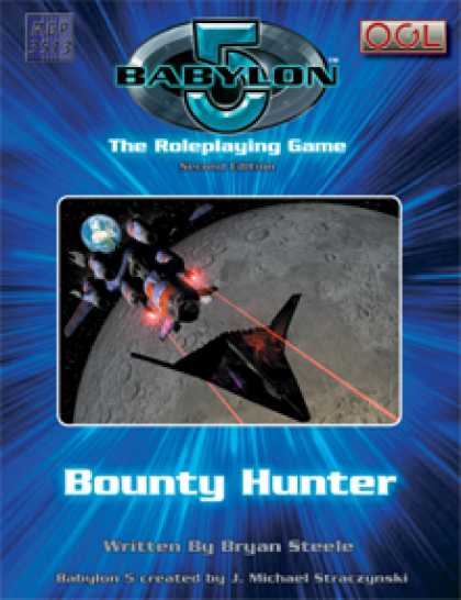 Role Playing Games - Bounty Hunter