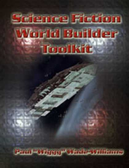Role Playing Games - Savage Worlds Sci Fi World Builder Toolkit