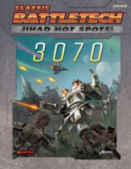 Role Playing Games - Jihad Hot Spots: 3070