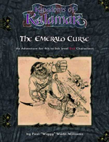 Role Playing Games - The Emerald Curse