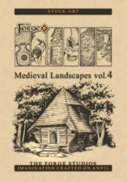 Role Playing Games - Medieval Landscapes vol.4
