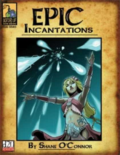 Role Playing Games - Epic Incantations