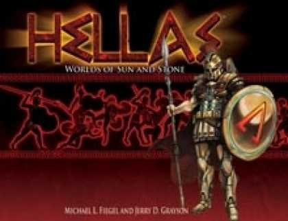 Role Playing Games - HELLAS: Worlds of Sun and Stone