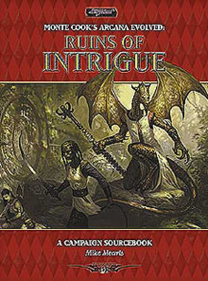 Role Playing Games - Ruins of Intrigue