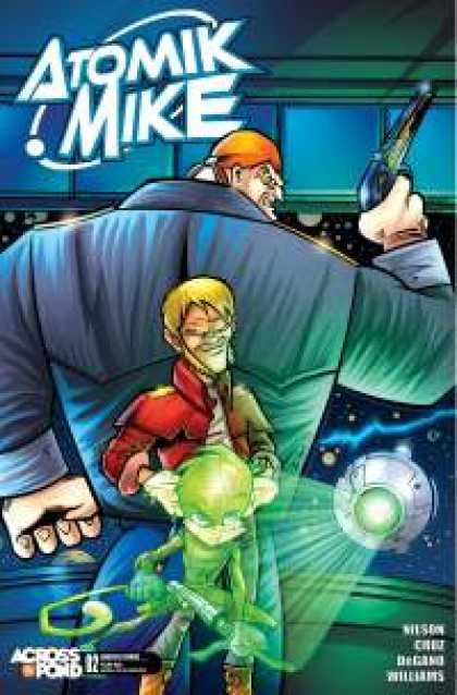 Role Playing Games - Atomik Mike #2