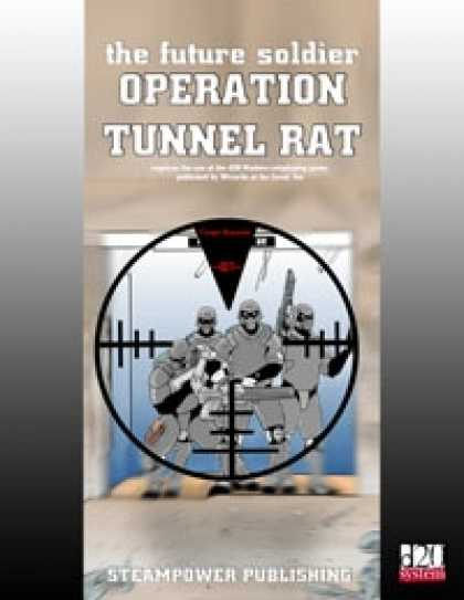 Role Playing Games - Future Soldier: Operation Tunnel RAT