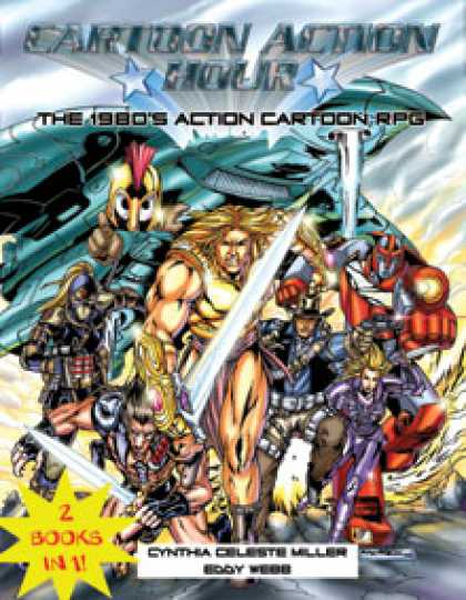 Role Playing Games - Cartoon Action Hour
