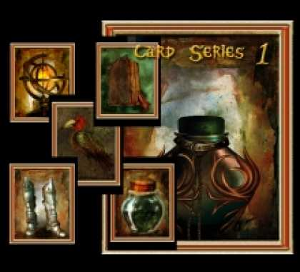Role Playing Games - Card Series One