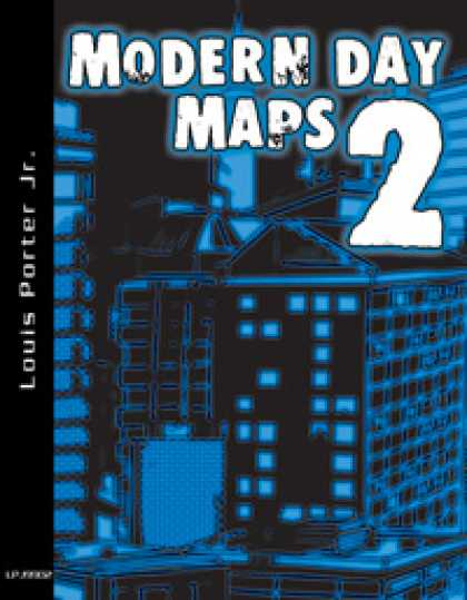 Role Playing Games - Modern Day Maps 2