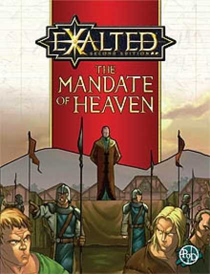 Role Playing Games - The Mandate of Heaven