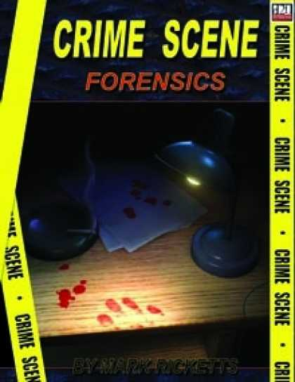 Role Playing Games - Crime Scene: FORENSICS