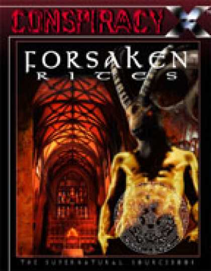 Role Playing Games - Forsaken Rites