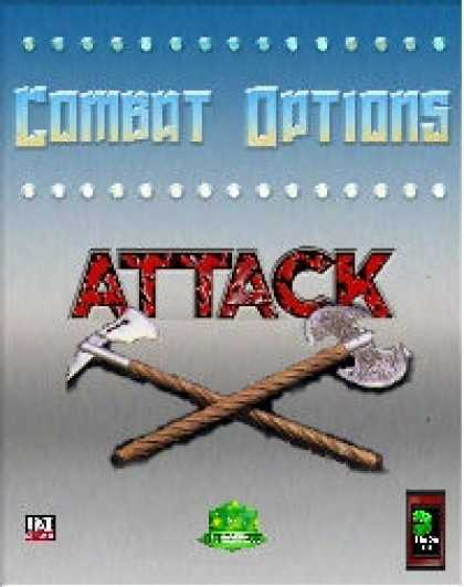 Role Playing Games - Combat Options: Attack