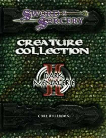 Role Playing Games - Creature Collection II: Dark Menagerie