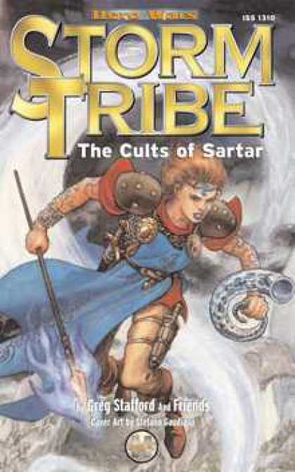 Role Playing Games - HeroQuest: Storm Tribe