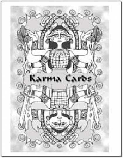Role Playing Games - Karma Cards